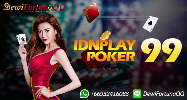Idnplay poker99
